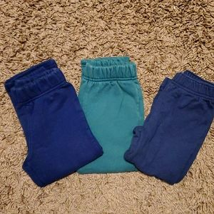 3 Sweatpants Bundle Size 3T